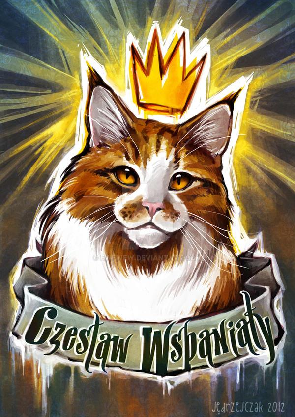 Czeslaw Wspanialy by ewewew