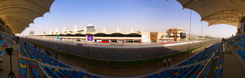 panorama from BIC track