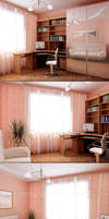 Childroom for teenager by rOSTyk