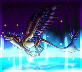 Prize- Firefly River by Arolitic