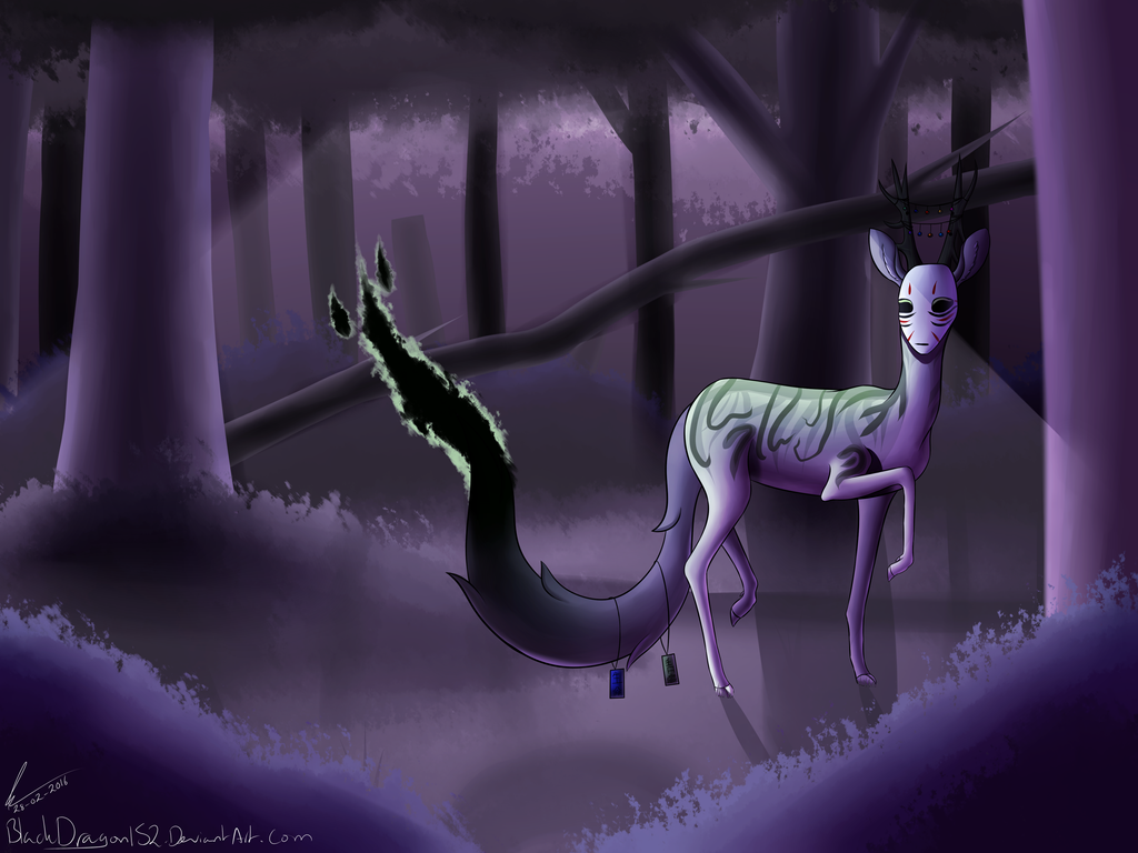 Prize- Into the Woods by BlackDragon152