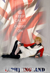APH.Britain: Rev War by KaitlynxCross