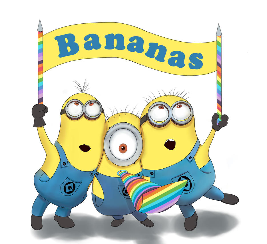 Despicable Me Minions Saying Papoy Minions (Despicable Me...