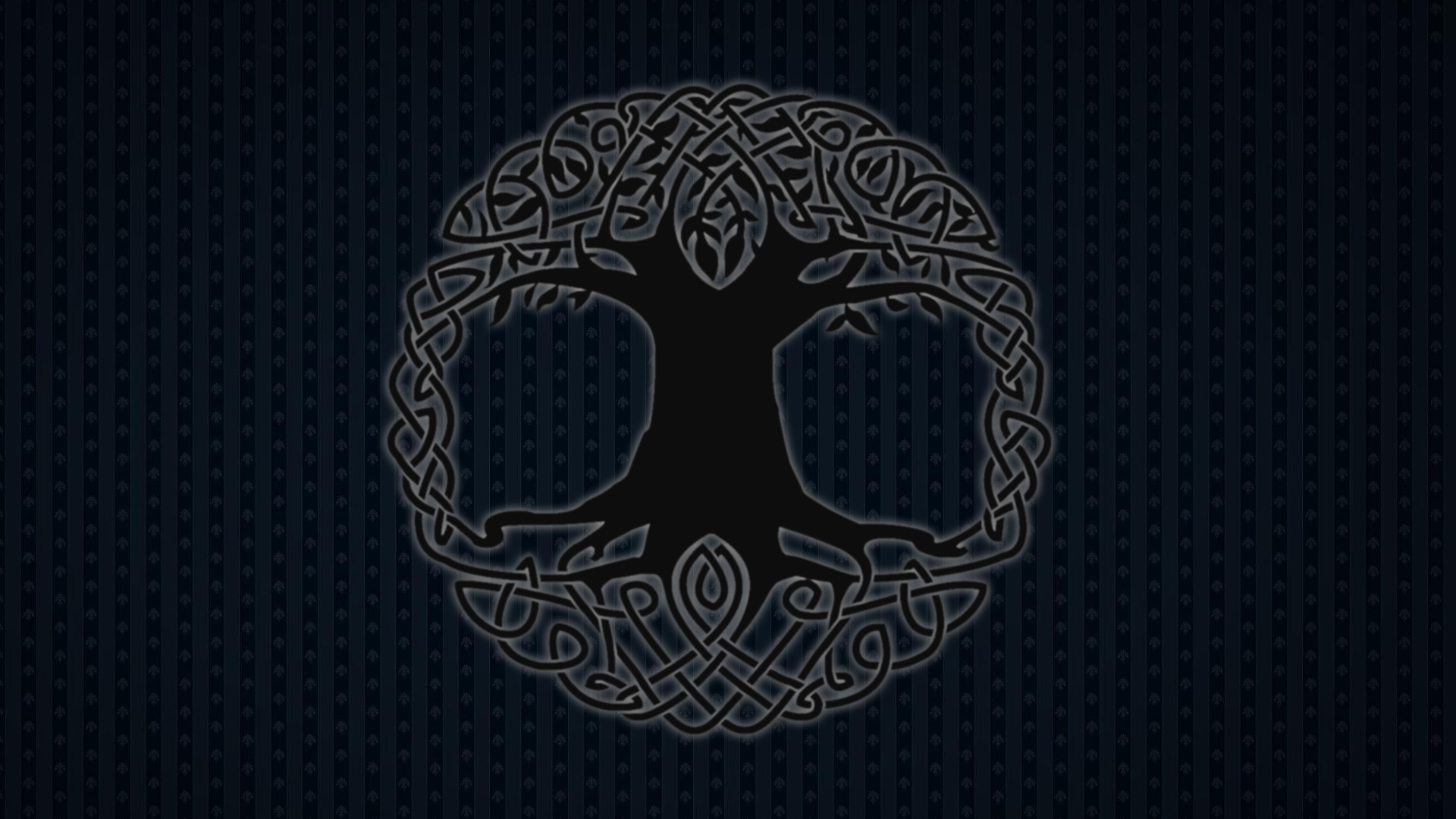 Celtic World Tree By Discouragedone