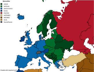 NATO Break Up/Europe/UC2014-UC2017 by ZeonPonyWolf