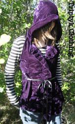 The Dark One (Rumplestiltskin) Vest by TriptykClothing