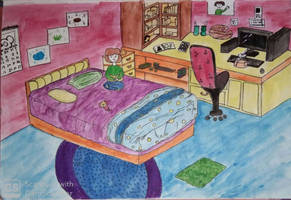 Shreyul's room