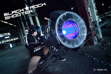 Black Rock Shooter Cosplay I by ValeforHo
