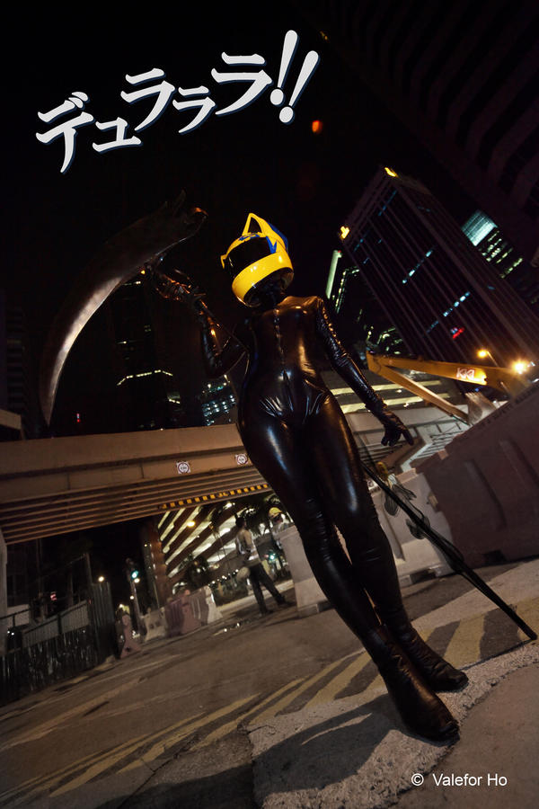 DRRR I - Celty by ValeforHo