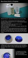 Blue Sacred Stone WIP
