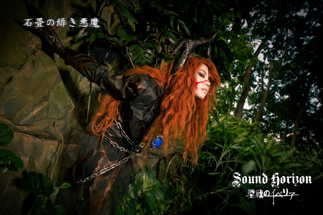 The Bound Scarlet Demon by ValeforHo