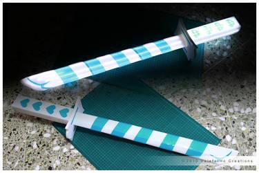 Stocking's Stripe by ValeforHo