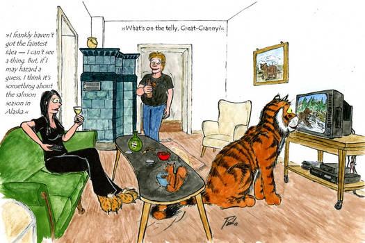 Master the Tiger: TV