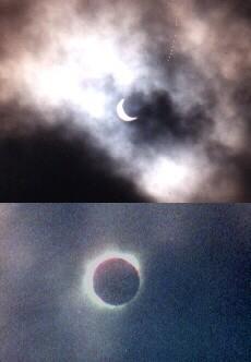 VSOP: Eclipse on 11 August 1999 by PaulEberhardt