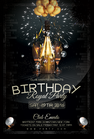 Birthday club flyers keninamas birthday club flyer oyle kalakaari co maxwellsz