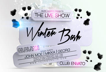 Winter-Bash-Party-Flyer
