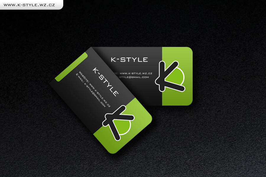 k-style business card by kamen911 on DeviantArt