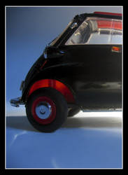 BMW Isetta by Headtrack