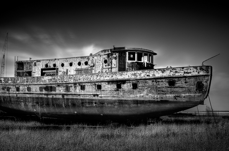 Old Boat by Originalbossman