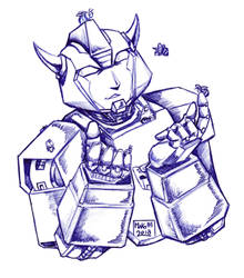King of Buzzyfluffs