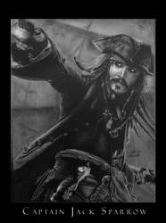 Jack Sparrow At World's End by TheAnsw3r