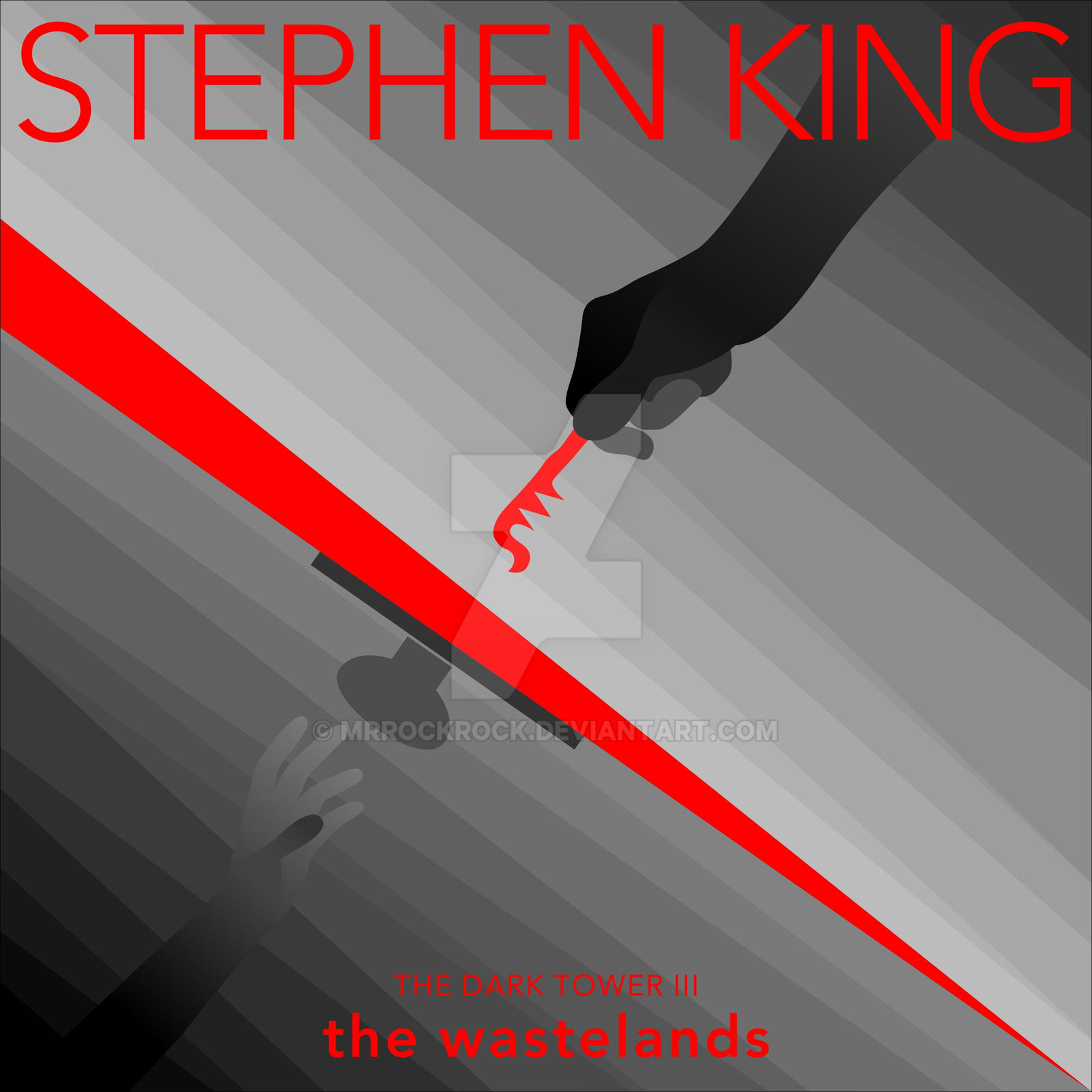 The Dark Tower III: The Wastelands: (Volume 3) by Stephen King (English) Paperba
