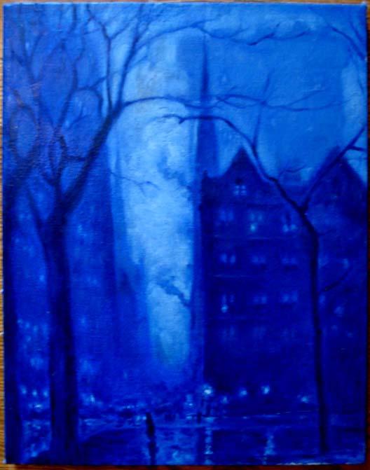 London Blue by bensharkey