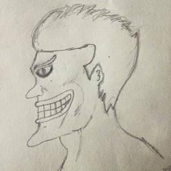 Joker by theshadowX14