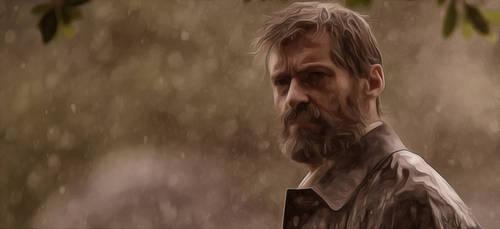 Logan  by theshadowX14