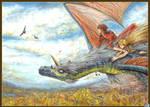 Return to the Sky by Liris-san