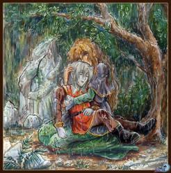 In Quest of Refuge by Liris-san