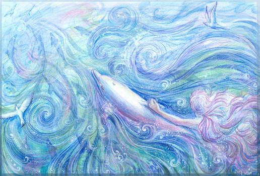 Through the Ocean of Dreams