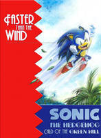 Sonic-ChotGH Chapter 2 - Faster than the Wind - 1 by Liris-san