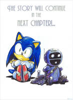 Sonic-ChotGH Chapter 2 - Faster than the Wind -12 by Liris-san