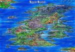 South Island - Map (Sonic ChotGH version)