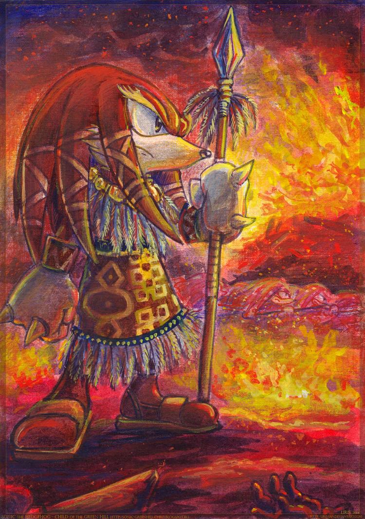 The Mosaic of Events - Pachacamac's Deeds by Liris-san