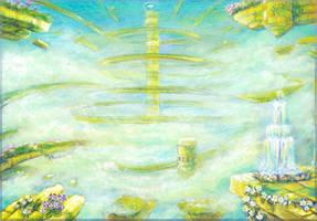 Sky Sanctuary by Liris-san