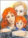 Kintobor Family (for The Story of Ovi)