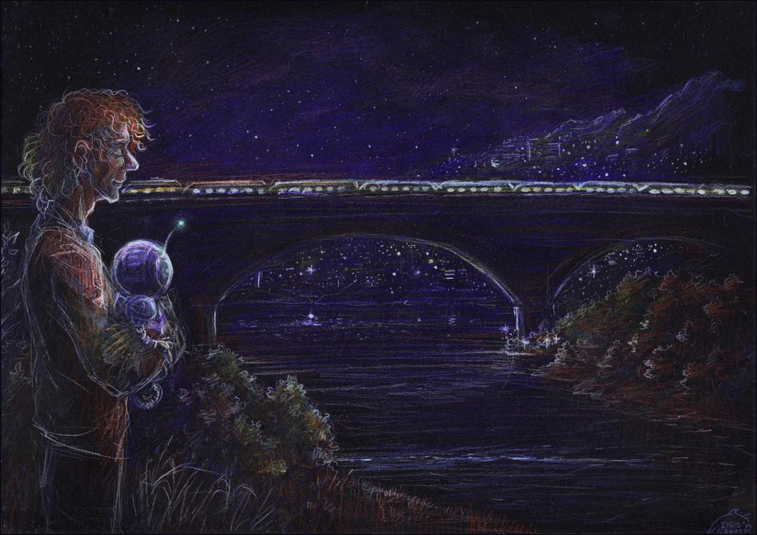 Faraway Lights by Liris-san