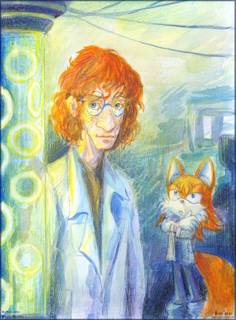 Tailed Sceptic by Liris-san