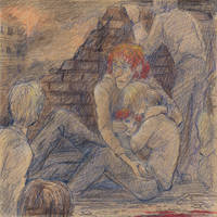 Memories - The War (for the Story of Ovi) - 2 by Liris-san