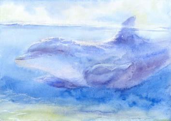 Watercolor Dream by Liris-san