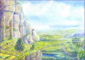 Ancient Gardens by Liris-san