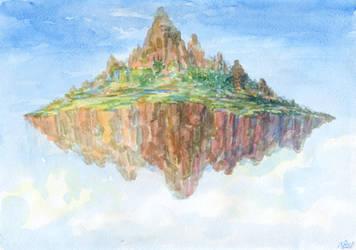 Angel Island by Liris-san