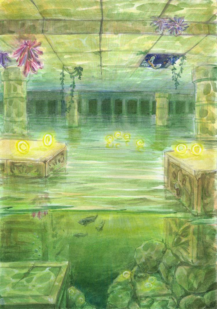 The Labyrinth Depths by Liris-san
