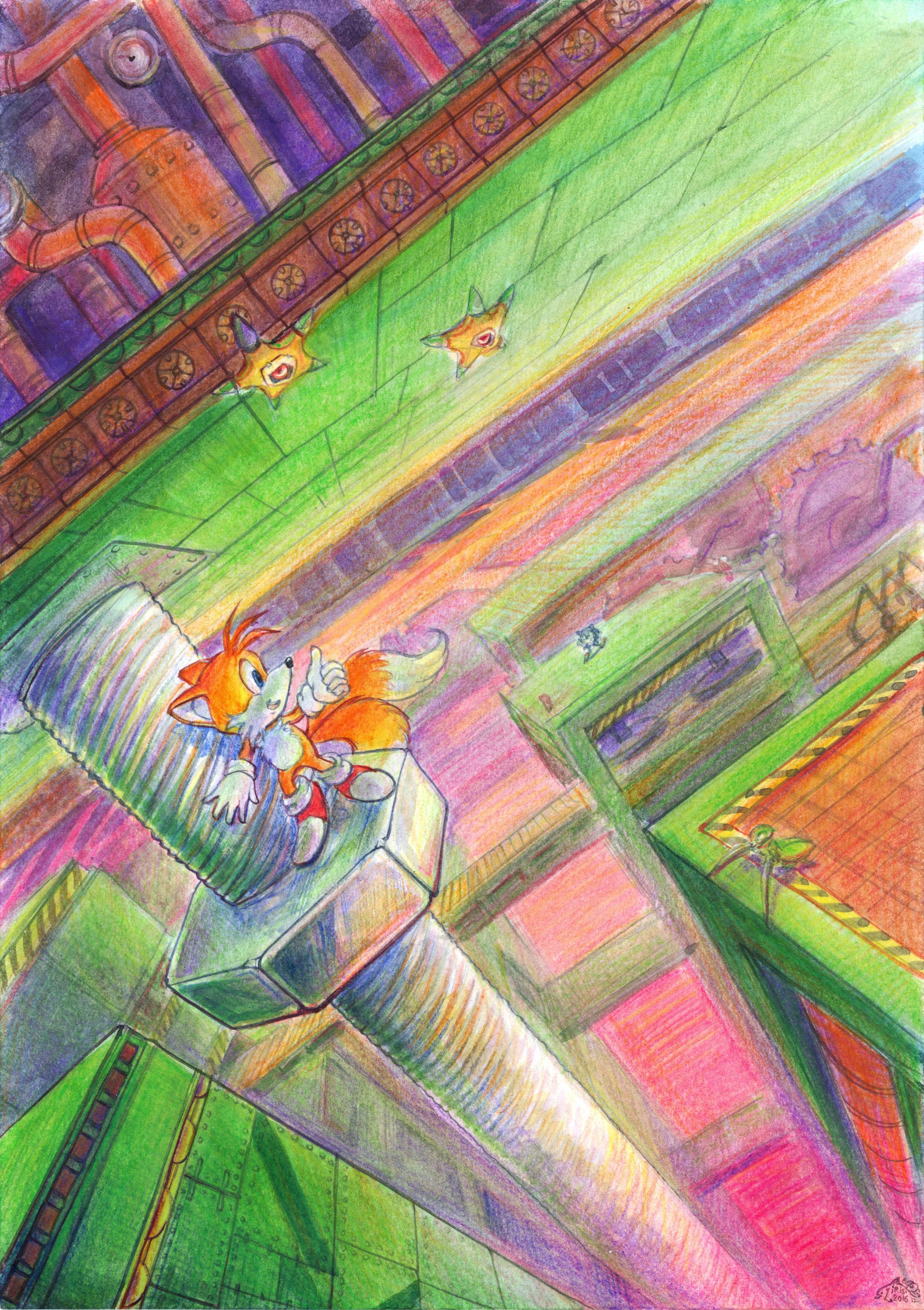 Metropolis Zone by Liris-san