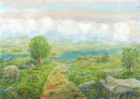 Sky Land by Liris-san