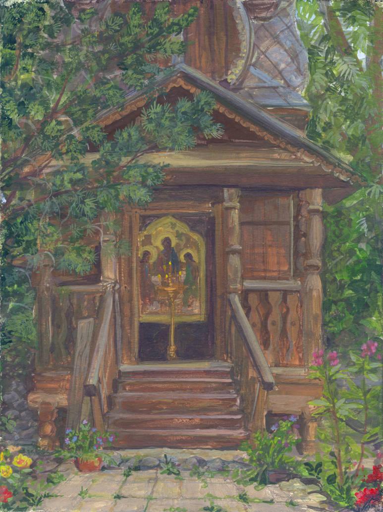 The Chapel by Liris-san