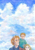 The World Smiles On You by Liris-san