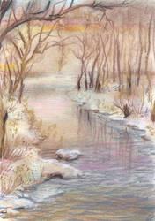 February Evening by Liris-san